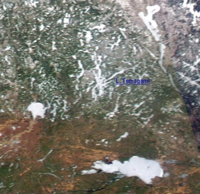 April 28 Satellite Image