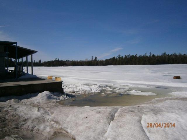 Temagami Marine - April 28