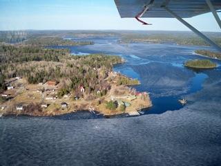 Bear Island Looking NE