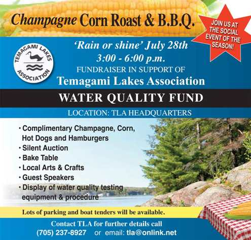 Corn Roast & BBQ - July 28, 2012