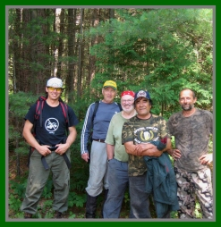 Friends of Temagami Volunteers
