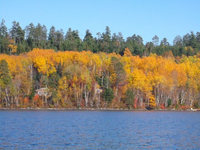 Bear Island Fall 2